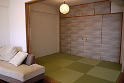 ダイケン畳 和紙の琉球畳
